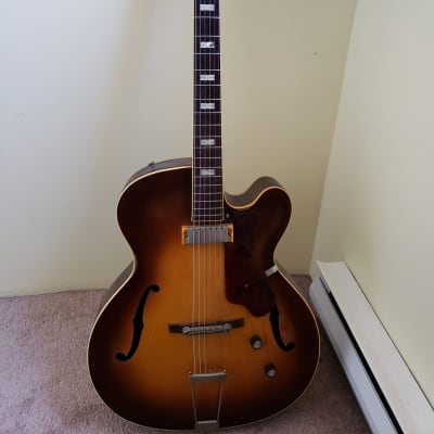 1953 Epiphone Zephyr Regent Archtop - Sunburst for sale