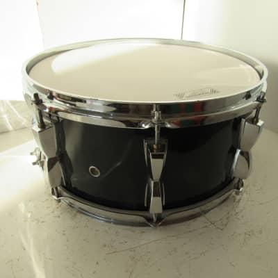 """Unknown Brand Snare Drum 14"""" x 6.5"""" Black"""