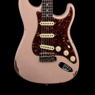 Fender Custom Shop Empire 67 Stratocaster Relic - Shell Pink #54910 for sale