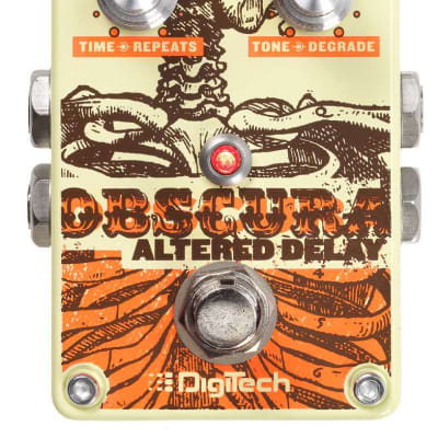 Digitech Obscura Altered Delay Pedal for sale