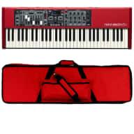 Nord Electro 5D SW61 61-Key Keyboard Drawbars 5d 4D 61 NEW  FREE GB61 GIG BAG