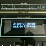 OLED Display Upgrade - Casio CZ-1 CZ-101 CZ-230S CZ-1000 CZ-2000S CZ-2600S CZ-3000 CZ-5000