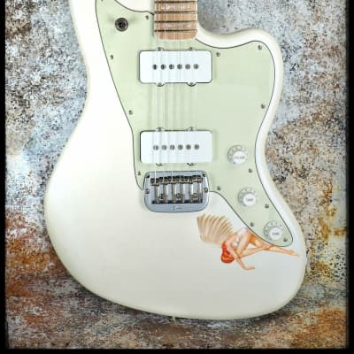 2017 G&L Pearl White Doheny for sale