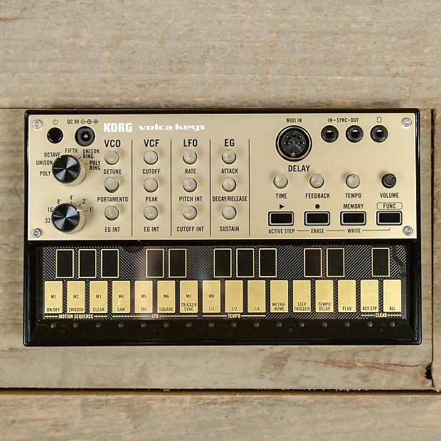 korg volca keys analogue loop synth mint reverb. Black Bedroom Furniture Sets. Home Design Ideas