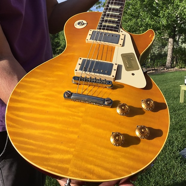 Gibson Collectors Choice #15 Dirty Lemon | The HydeOut