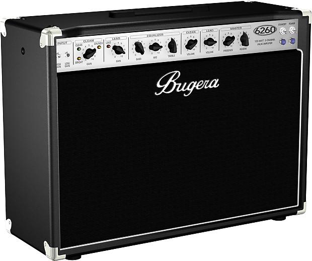 bugera 6260 212 not infinium 120w 2 channel dual 12 reverb. Black Bedroom Furniture Sets. Home Design Ideas