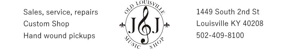 J&J Old Louisville Music Shop