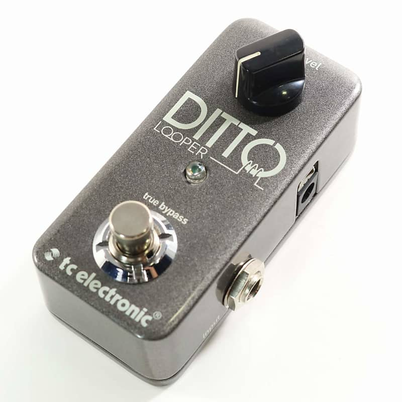 tc electronic ditto looper free shipping reverb. Black Bedroom Furniture Sets. Home Design Ideas