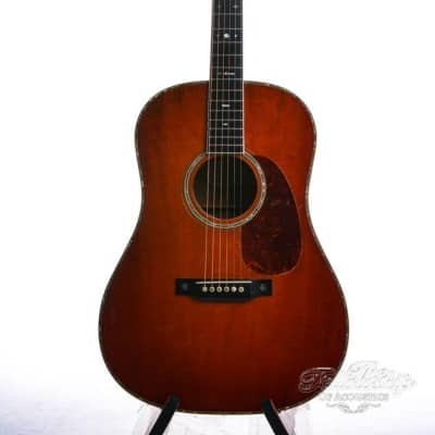 Blazer & Henkes 12-fret Atlanta Hawaiian Koa sunburst 1994 for sale