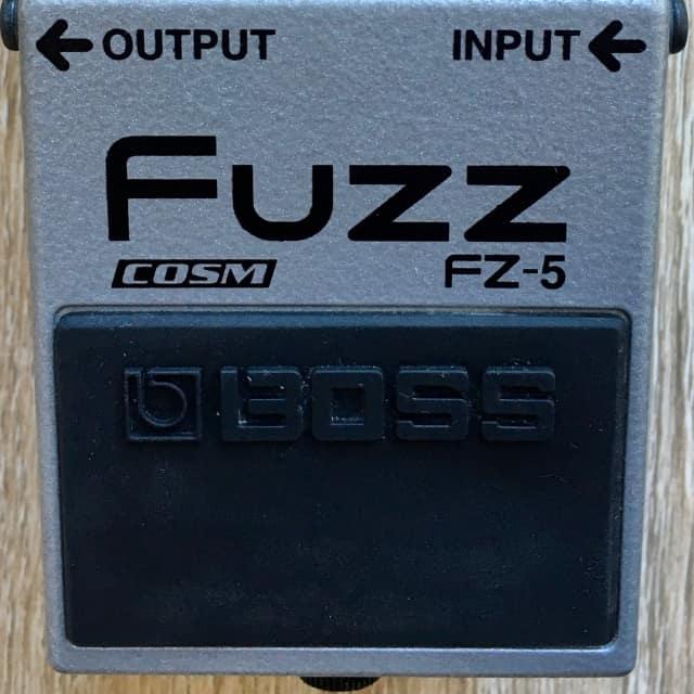 BOSS FZ-5 Fuzz Pedal image
