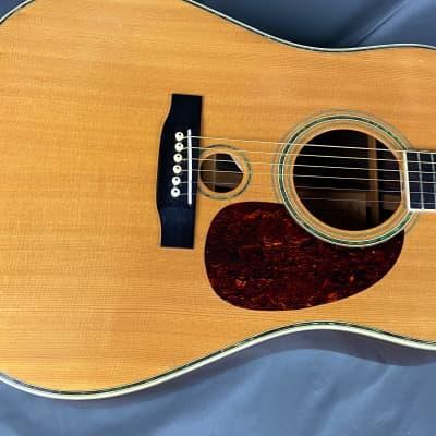 World Sound WSF-80 Terada Grand Guitar Relative Sound Hole! MIJ! Rare!