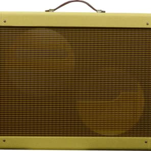 Mojotone Narrow Panel Tweed Super® Style Guitar Amplifier Combo Speaker Cabinet