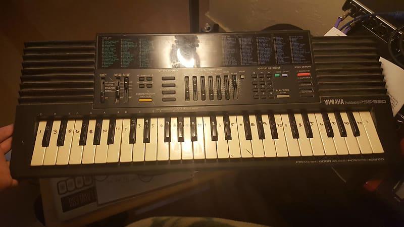 Yamaha PSS-380 FM Synthesizer | Gabriel's Gear Depot | Reverb