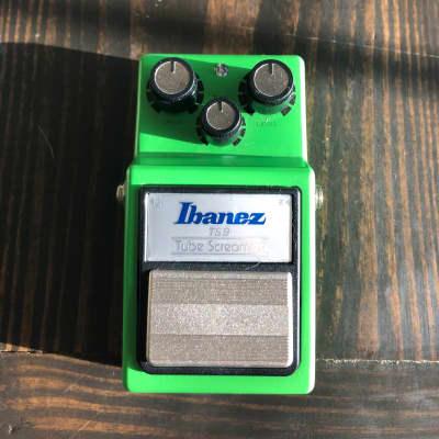 Ibanez Ibanez TS9 Tube Screamer 2019 Green for sale