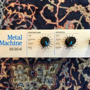 Digitech Metal Machine MM4 for sale