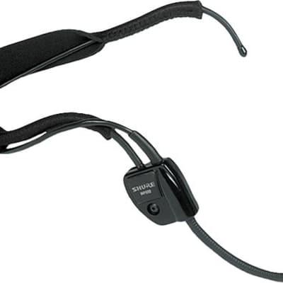 Shure WH20 Headworn Cardioid Dynamic Microphone XLR Connector