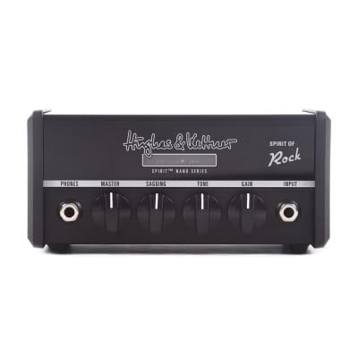 Hughes & Kettner Spirit Nano Spirit of Rock 25-Watt Mini Guitar Amp Head