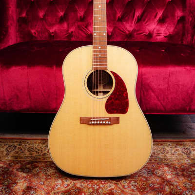 Gibson Acoustic J-15 2018 Acoustic Electric Guitar Antique Natural for sale
