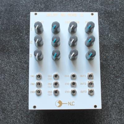 Nonlinear circuits Delaynomore3 DIY