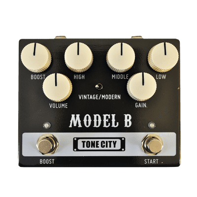 Tone City Model B Distortion Pedal image