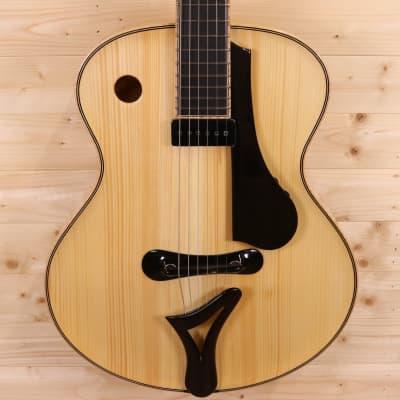 Benoit Lavoie #187 2019 Handmade Hollow-Body Electric Guitar for sale