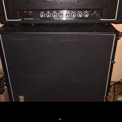 Laney AOR 50 watt Pro Tube 1986-87 Black