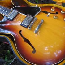 Gibson ES-335 TD 1961 Sunburst image