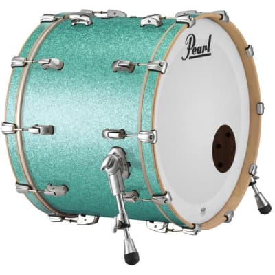 Pearl Music City Custom 18x16 Reference Series Bass Drum ONLY w/o BB3 Mount RF1816BX/C413