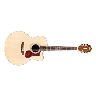 Guild F-150CE Westerly Jumbo Electro Acoustic, Natural for sale