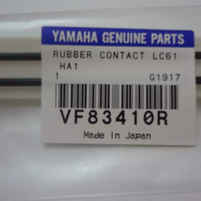 Yamaha 61 note rubber key strip