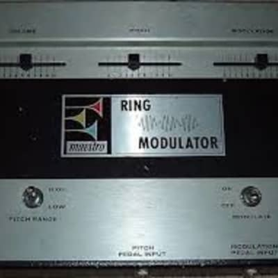 Maestro Ring Modulator RM-1 for sale