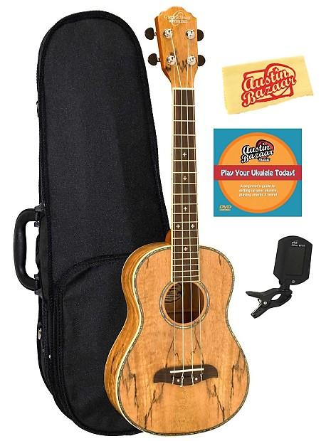 oscar schmidt ou7t tenor ukulele w hard case reverb. Black Bedroom Furniture Sets. Home Design Ideas