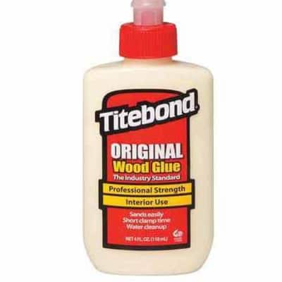 Titebond Original Wood Glue 4 oz