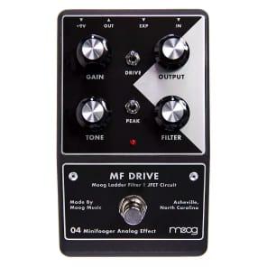 Moog Minifooger MF Drive V2