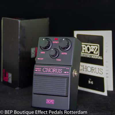 Rozz R-6 Chorus early 80's Japan