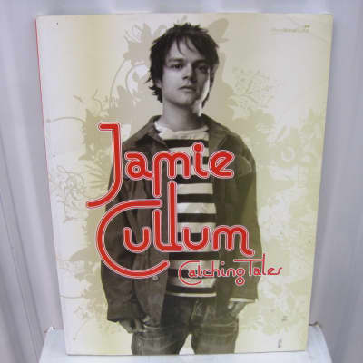 Jamie Cullum Catching Tales Sheet Music Song Book Songbook Piano Vocal Guitar