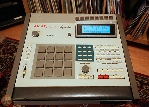 Akai mpc 60 for sale by owner