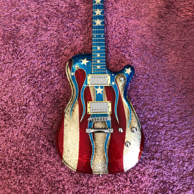 GMP Roxie - Stars and Stripes - 2001 - Stars, Stripes, Flames for sale