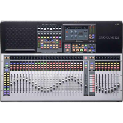 PreSonus StudioLive 32S 32-Channel Digital Mixer and USB Audio Interface