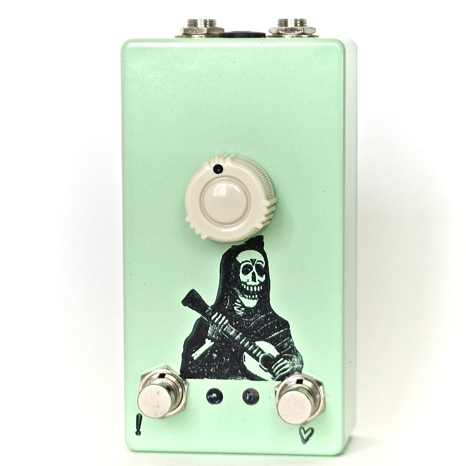 Farm Boost Of The Dead: Jerry Garcia Style Dual Preamp