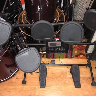 Ion iDM02 24-bit Stereo Electronic Drum Kit | Reverb