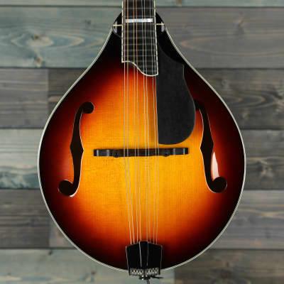 Eastman MD605 A-Style Sunburst F-Hole Mandolin w/Case
