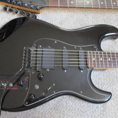 1987Casio MG-510 MIDI Electric Guitar. Made By Ibanez In The Fuji Gen Gakki Factory. for sale