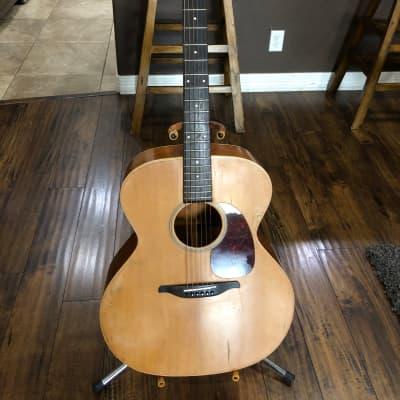 Terada Jumbo Acoustic w/case for sale