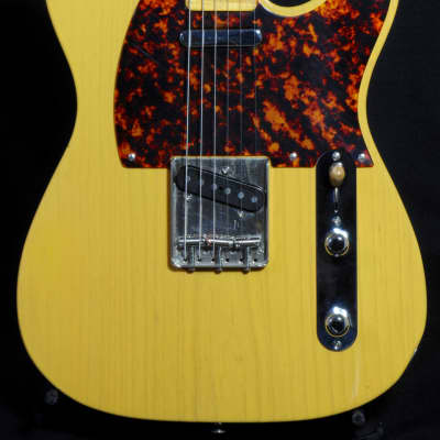 Detemple '52 Tele - Hall Of Fame tone on THIS guitar for sale