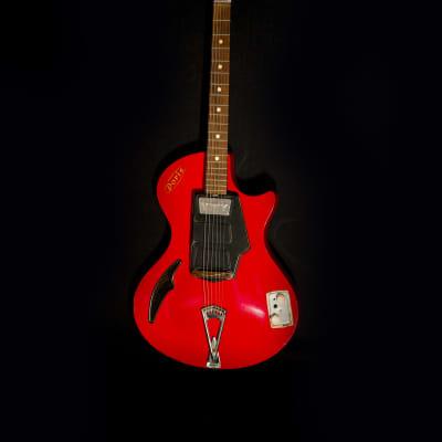 Wandre Teenager  Red Doris Davoli for sale