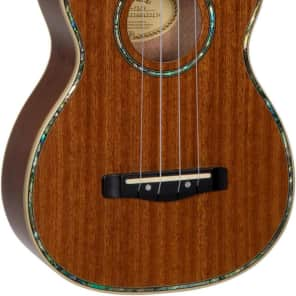 Mitchell MU75NM Concert Ukulele Natural Mahogany for sale