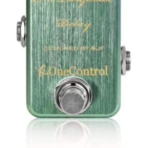 One Control BJF Sea Turquoise Delay Pedal (free shipping) for sale