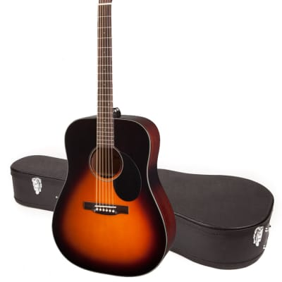 Jasmine by Takamine JD39-SB Sunburst Dreadnought Acoustic Guitar with CASE for sale