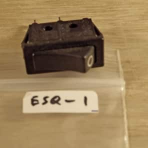 Ensoniq ESQ-1 PARTS - Power switch